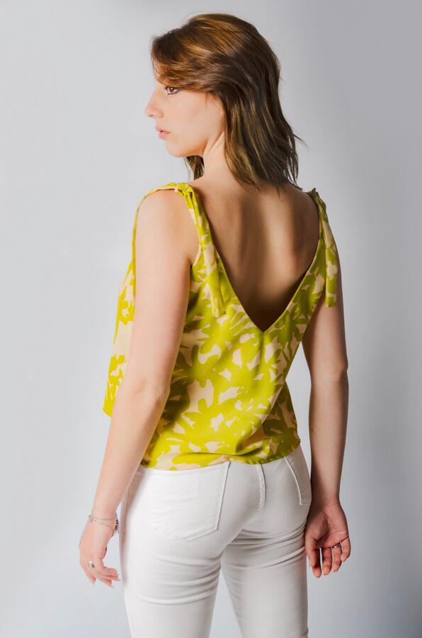 Musculosa Blusa de Mujer