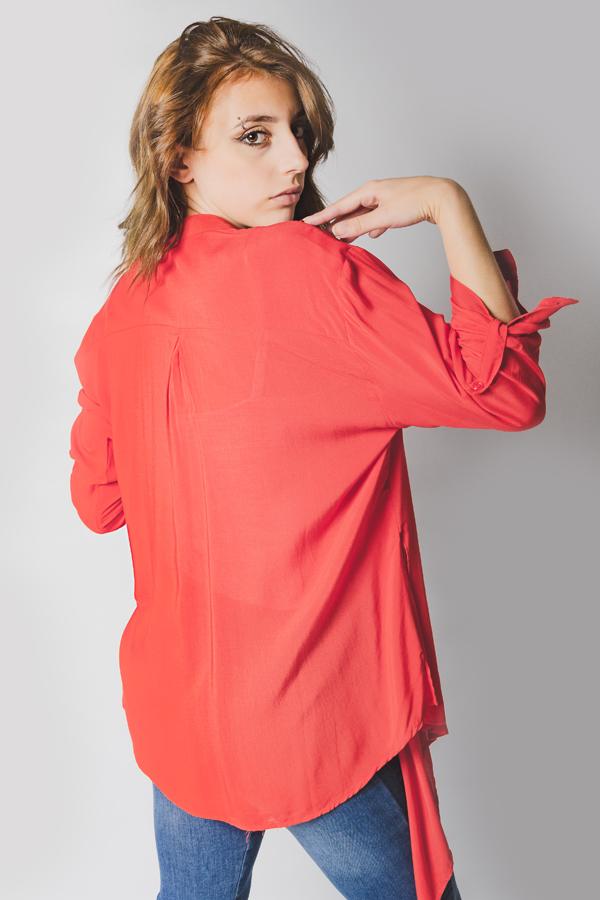Camisa Mujer Bruna Daniel Cassin