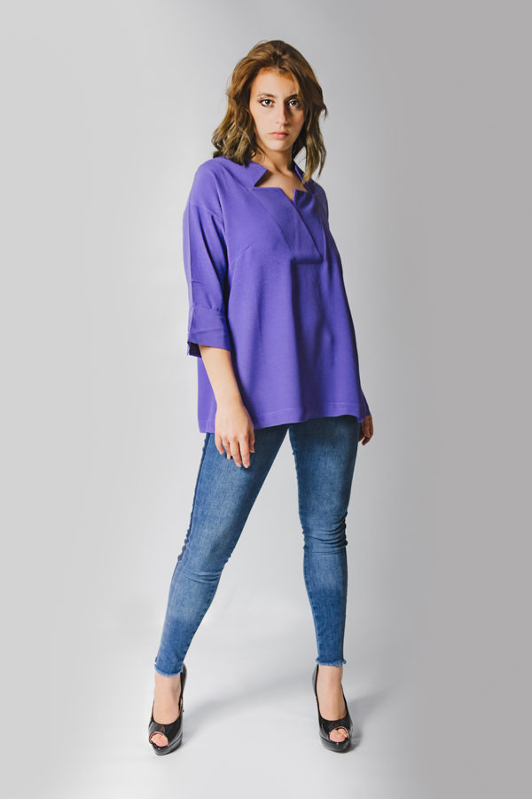 Camisa Colette Mujer
