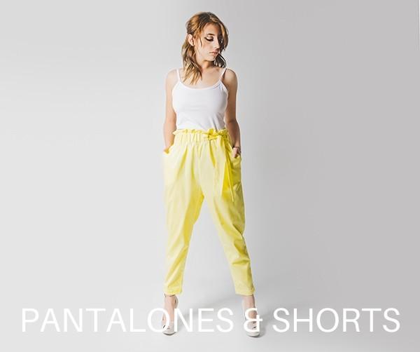 Pantalones y Shorts de Daniel Cassin